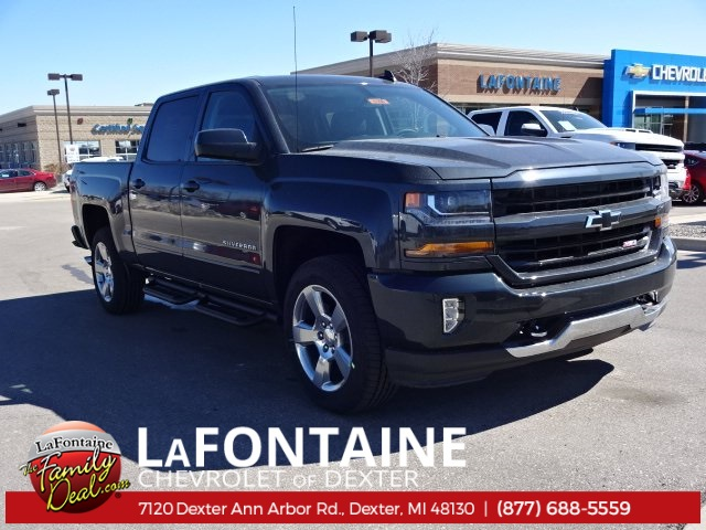 2018 Silverado 1500 Crew Cab 4x4, Pickup #18C1150 - photo 1