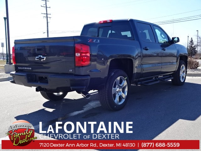 2018 Silverado 1500 Crew Cab 4x4, Pickup #18C1150 - photo 2