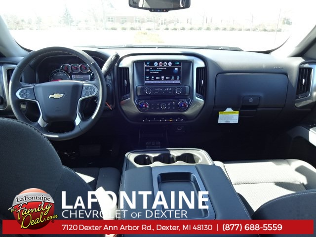 2018 Silverado 1500 Crew Cab 4x4, Pickup #18C1150 - photo 24