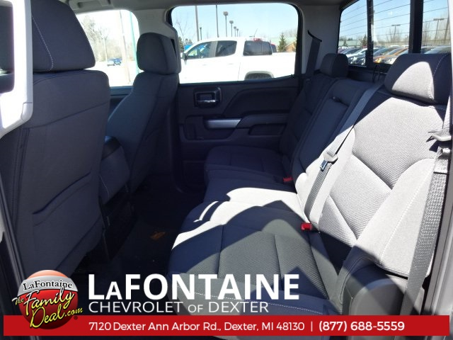 2018 Silverado 1500 Crew Cab 4x4, Pickup #18C1150 - photo 30