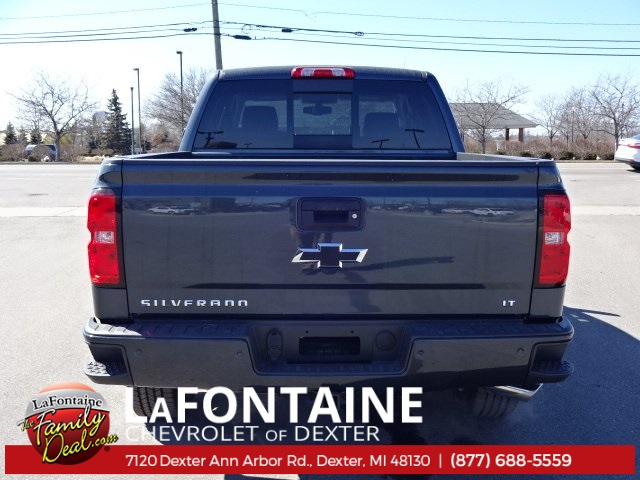 2018 Silverado 1500 Crew Cab 4x4, Pickup #18C1150 - photo 32