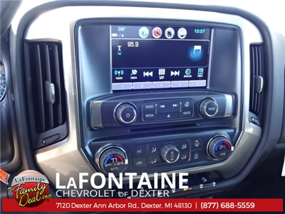 2018 Silverado 1500 Crew Cab 4x4, Pickup #18C1150 - photo 16