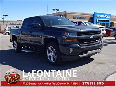 2018 Silverado 1500 Crew Cab 4x4, Pickup #18C1150 - photo 39