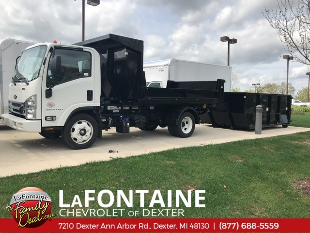 2018 LCF 5500HD Regular Cab, Dump Body #18C1180 - photo 3