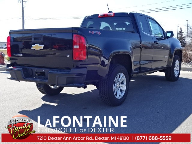2018 Colorado Extended Cab 4x4,  Pickup #18C1195 - photo 2