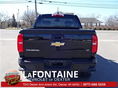 2018 Colorado Extended Cab 4x4,  Pickup #18C1195 - photo 34