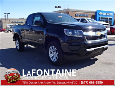 2018 Colorado Extended Cab 4x4,  Pickup #18C1195 - photo 1
