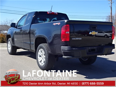 2018 Colorado Extended Cab 4x4,  Pickup #18C1195 - photo 3