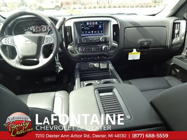 2018 Silverado 1500 Crew Cab 4x4,  Pickup #18C1201 - photo 33