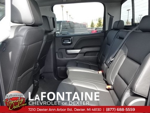 2018 Silverado 1500 Crew Cab 4x4,  Pickup #18C1201 - photo 39