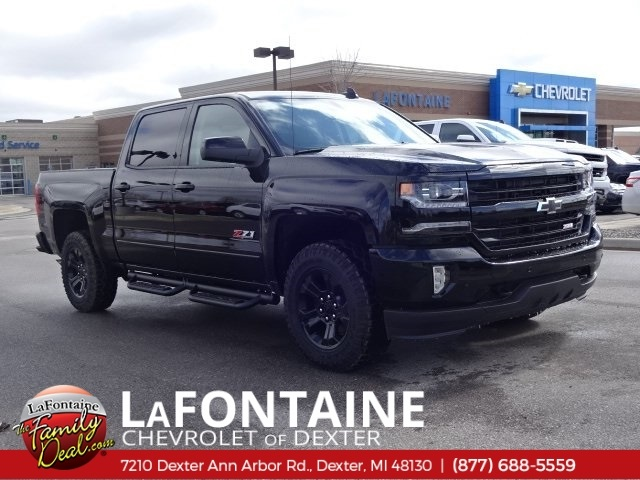 2018 Silverado 1500 Crew Cab 4x4,  Pickup #18C1201 - photo 11