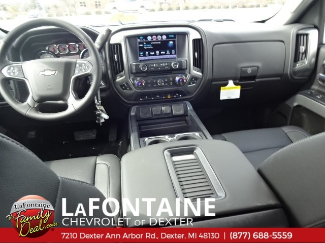 2018 Silverado 1500 Crew Cab 4x4,  Pickup #18C1201 - photo 12