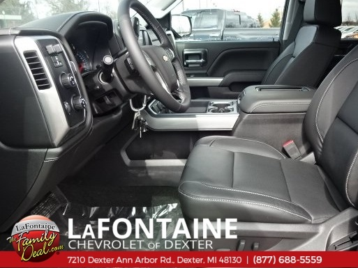 2018 Silverado 1500 Crew Cab 4x4,  Pickup #18C1201 - photo 13