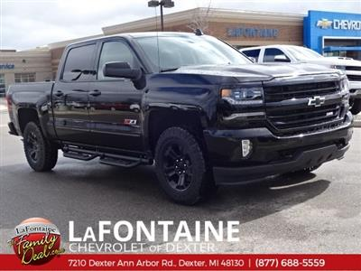 2018 Silverado 1500 Crew Cab 4x4,  Pickup #18C1201 - photo 1