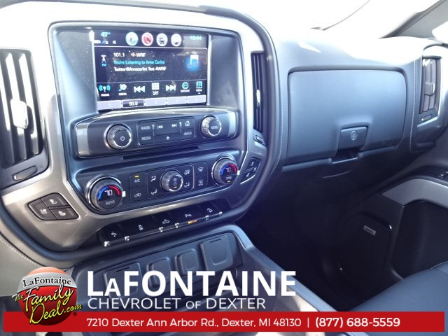 2018 Silverado 1500 Crew Cab 4x4,  Pickup #18C1202 - photo 19