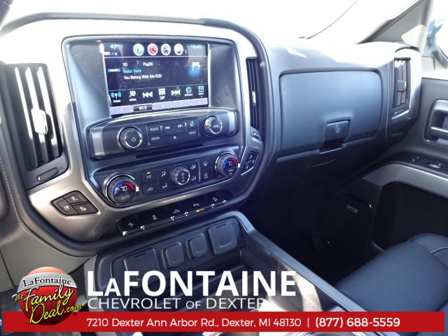 2018 Silverado 1500 Crew Cab 4x4,  Pickup #18C1202 - photo 28