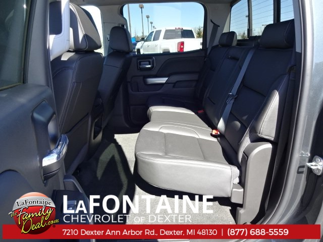 2018 Silverado 1500 Crew Cab 4x4,  Pickup #18C1202 - photo 35