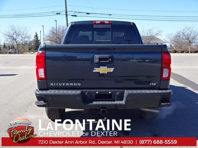 2018 Silverado 1500 Crew Cab 4x4,  Pickup #18C1202 - photo 3