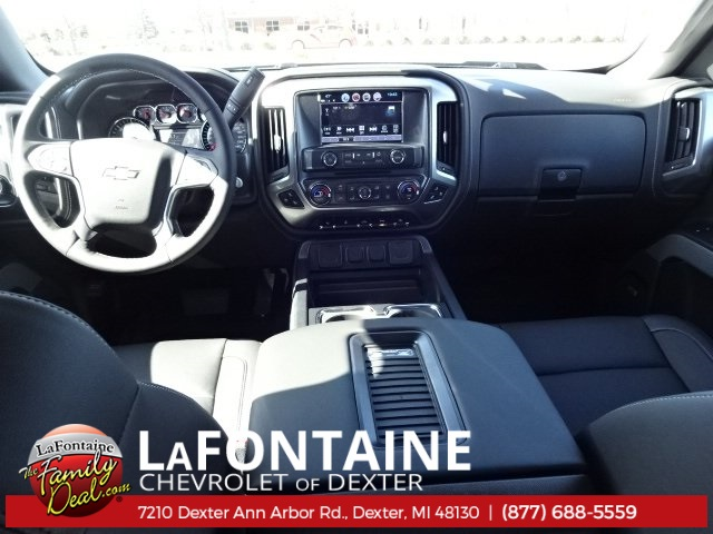 2018 Silverado 1500 Crew Cab 4x4,  Pickup #18C1202 - photo 6
