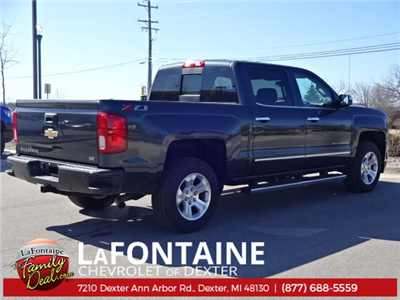 2018 Silverado 1500 Crew Cab 4x4,  Pickup #18C1202 - photo 2