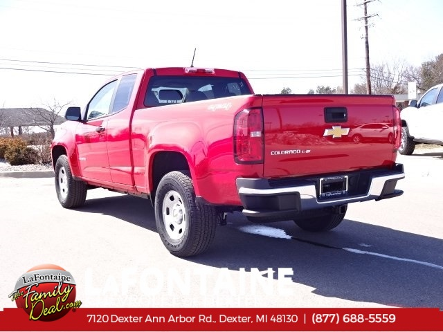 2018 Colorado Extended Cab 4x4,  Pickup #18C1259 - photo 6