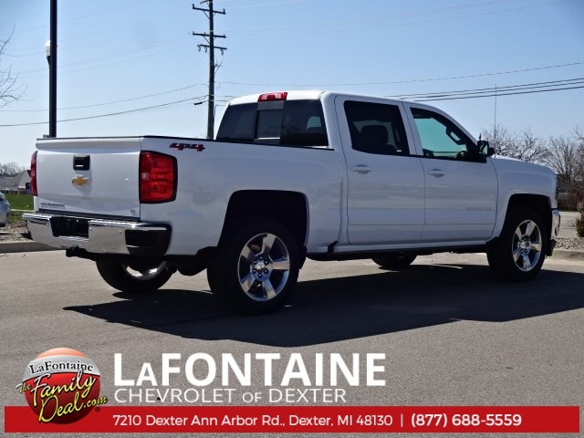 2018 Silverado 1500 Crew Cab 4x4,  Pickup #18C1293 - photo 2