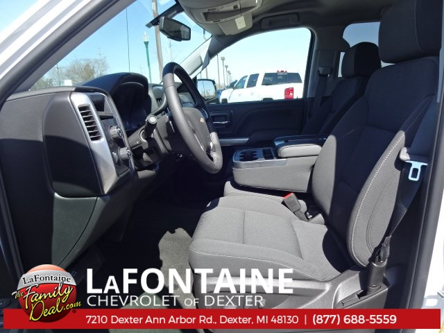 2018 Silverado 1500 Crew Cab 4x4,  Pickup #18C1293 - photo 4