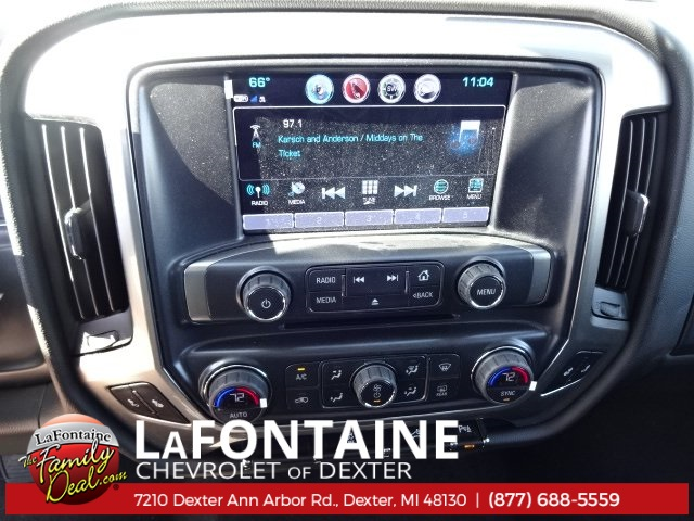 2018 Silverado 1500 Crew Cab 4x4,  Pickup #18C1293 - photo 16
