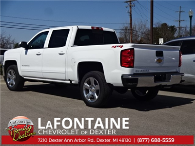 2018 Silverado 1500 Crew Cab 4x4,  Pickup #18C1293 - photo 3