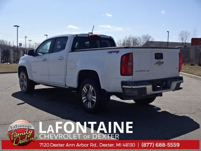 2018 Colorado Crew Cab 4x4, Pickup #18C1351 - photo 3