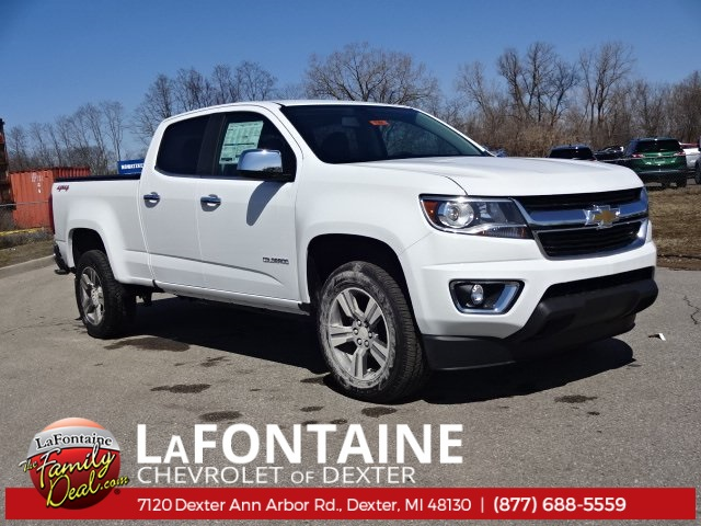2018 Colorado Crew Cab 4x4, Pickup #18C1351 - photo 42