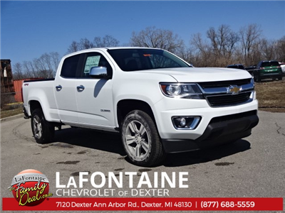2018 Colorado Crew Cab 4x4, Pickup #18C1351 - photo 1