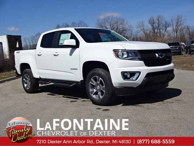2018 Colorado Crew Cab 4x4, Pickup #18C1366 - photo 1