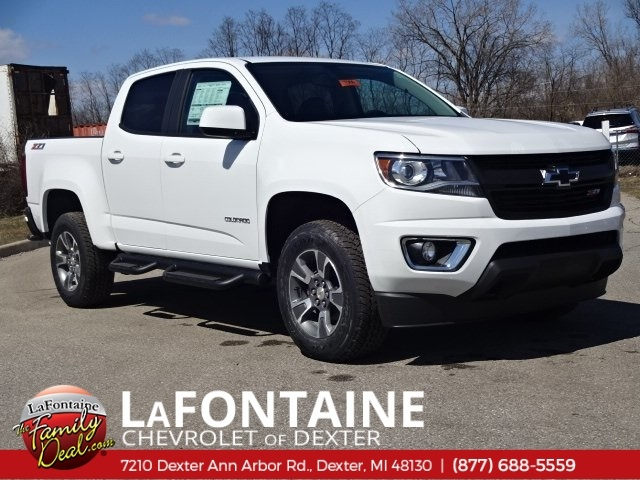 2018 Colorado Crew Cab 4x4, Pickup #18C1366 - photo 11