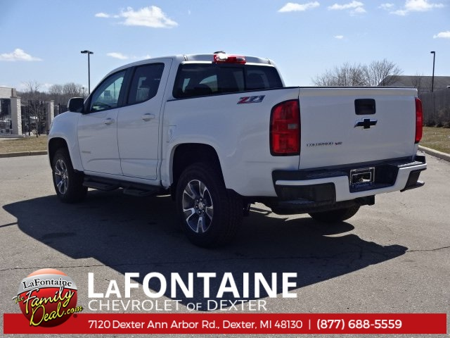 2018 Colorado Crew Cab 4x4, Pickup #18C1366 - photo 3