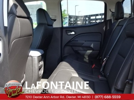 2018 Colorado Crew Cab 4x4, Pickup #18C1366 - photo 39
