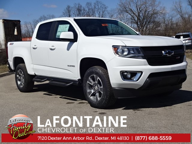 2018 Colorado Crew Cab 4x4, Pickup #18C1366 - photo 43