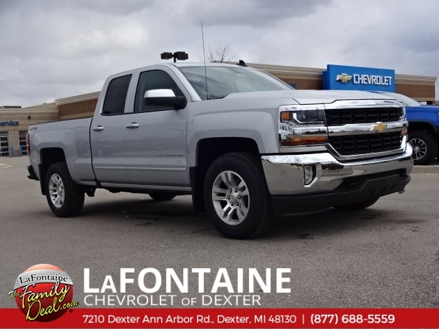 2018 Silverado 1500 Double Cab 4x4,  Pickup #18C1386 - photo 1