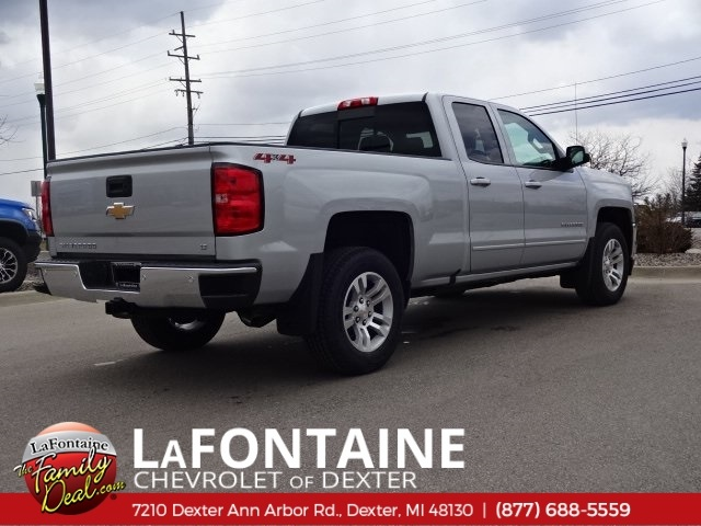 2018 Silverado 1500 Double Cab 4x4,  Pickup #18C1386 - photo 2