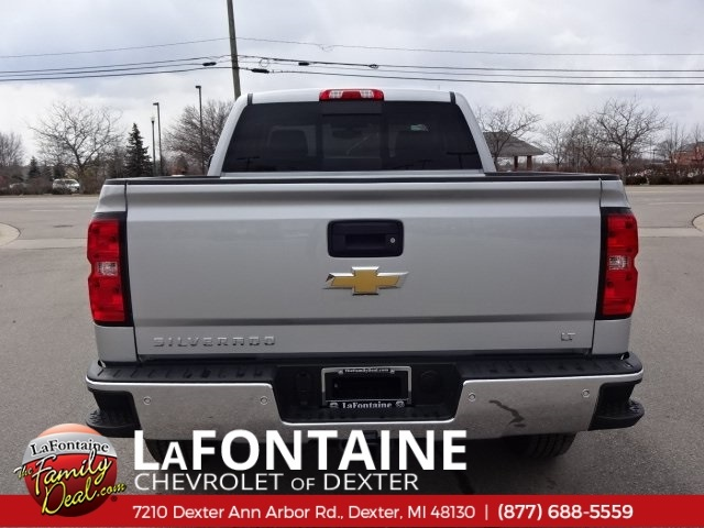 2018 Silverado 1500 Double Cab 4x4,  Pickup #18C1386 - photo 4