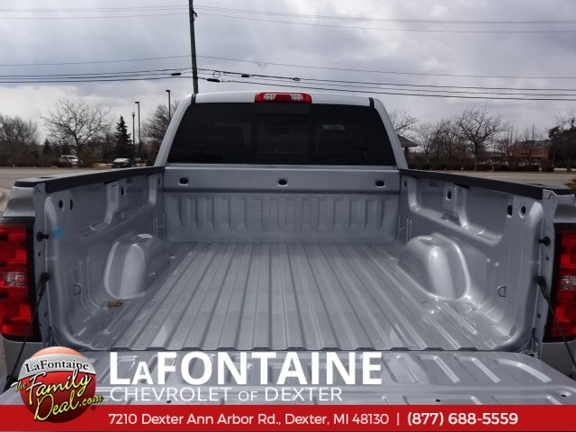 2018 Silverado 1500 Double Cab 4x4,  Pickup #18C1386 - photo 5