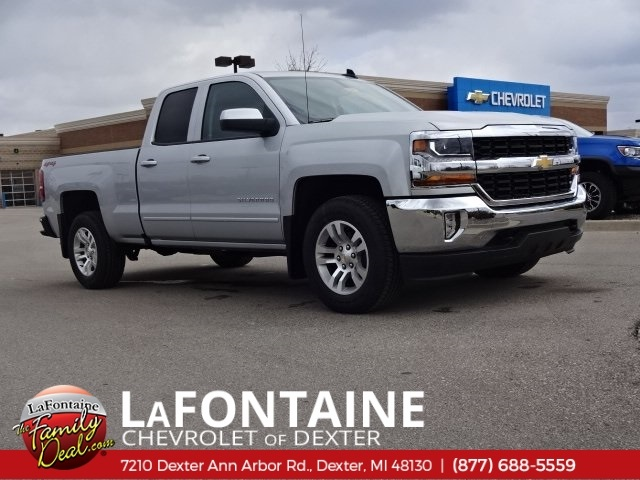 2018 Silverado 1500 Double Cab 4x4,  Pickup #18C1386 - photo 12