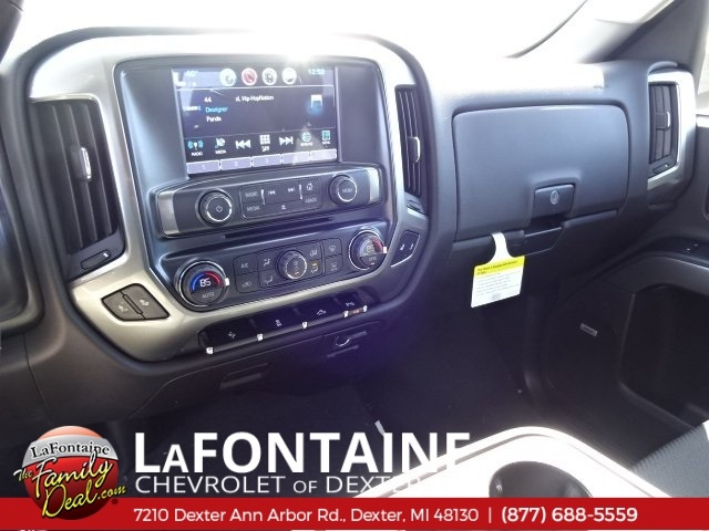 2018 Silverado 1500 Double Cab 4x4,  Pickup #18C1398 - photo 25