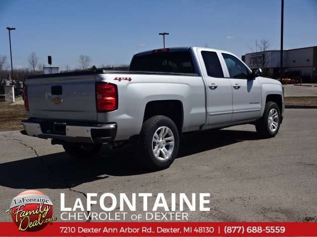 2018 Silverado 1500 Double Cab 4x4,  Pickup #18C1398 - photo 2