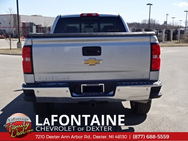 2018 Silverado 1500 Double Cab 4x4,  Pickup #18C1398 - photo 4