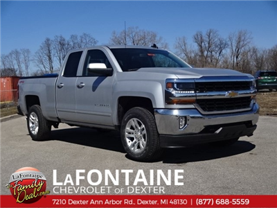 2018 Silverado 1500 Double Cab 4x4,  Pickup #18C1398 - photo 11