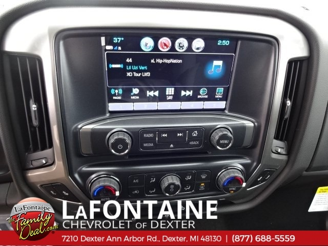 2018 Silverado 1500 Double Cab 4x4,  Pickup #18C1419 - photo 25