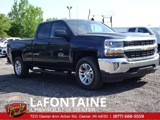 2018 Silverado 1500 Double Cab 4x4,  Pickup #18C1419 - photo 11