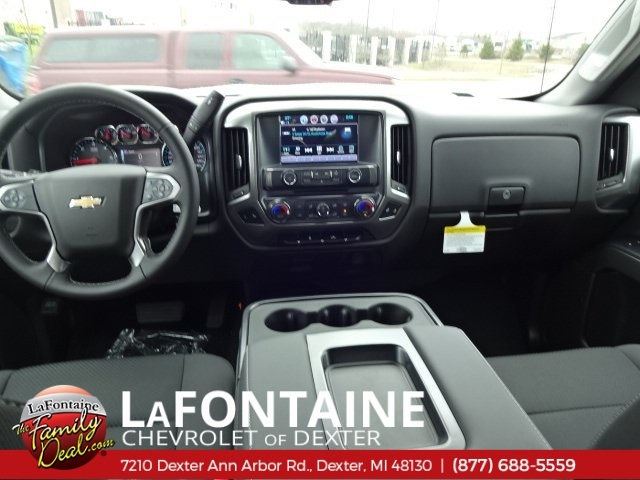 2018 Silverado 1500 Double Cab 4x4,  Pickup #18C1419 - photo 12