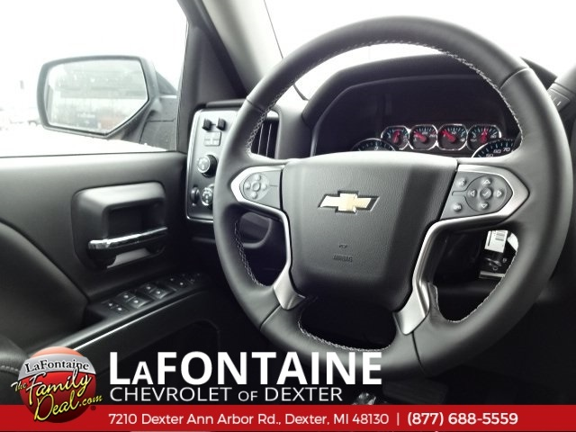 2018 Silverado 1500 Double Cab 4x4,  Pickup #18C1419 - photo 14